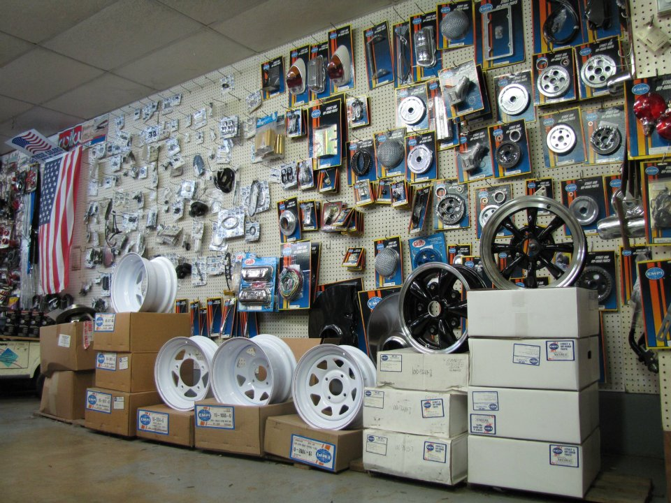 BUGGY WAREHOUSE - We specialize in Foreign Auto Parts Ex  Air cooled